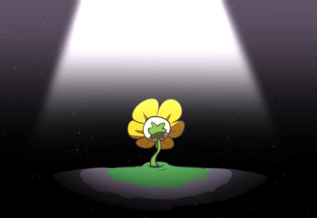 Watch and share Petals | Undertale GIFs on Gfycat