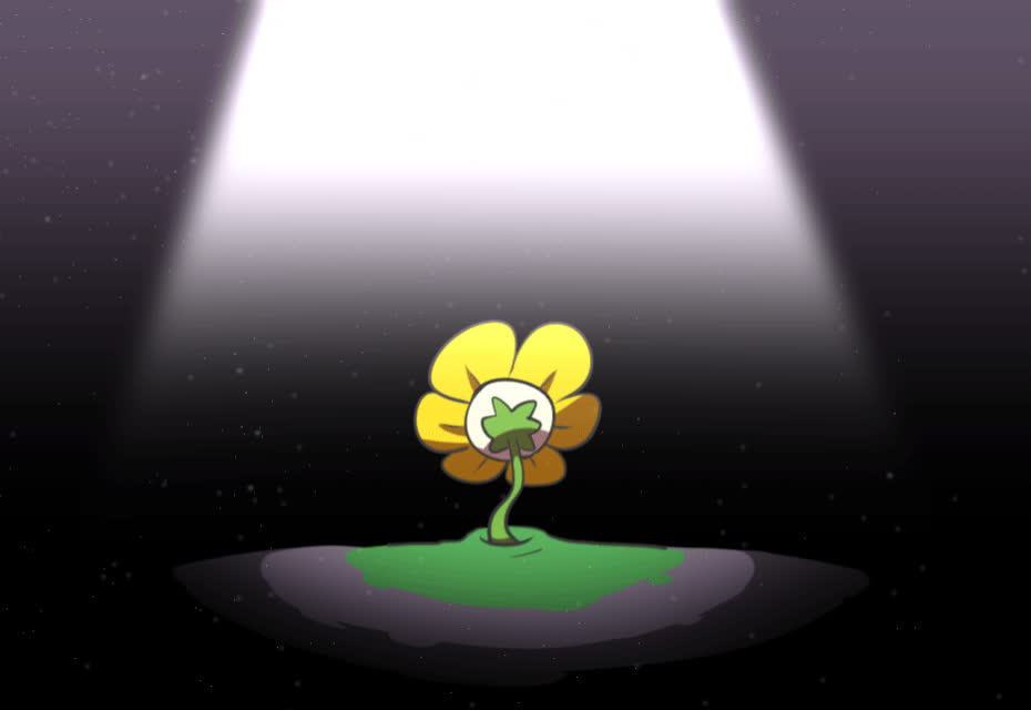 petals | Undertale GIFs