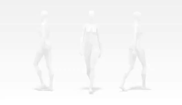 Watch and share Female Walk Cycle Animation GIFs on Gfycat