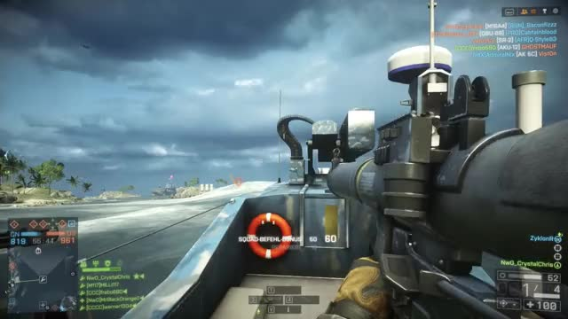 Watch and share Battlefield 4 GIFs by CrystalChris @ YT on Gfycat