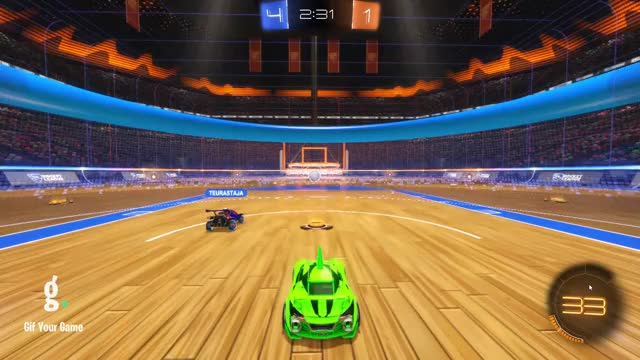 Watch and share Gif Your Game GIFs and Rocket League GIFs by Gif Your Game on Gfycat