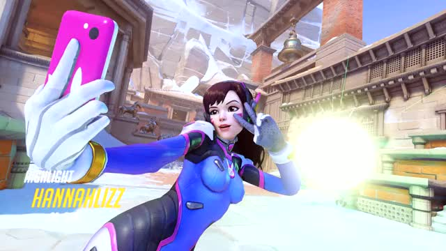 Watch and share Dva GIFs by hannahlizz on Gfycat