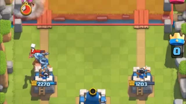 Watch and share Giant Megmin Skeleton Poison GIFs by Clash Royale Kingdom on Gfycat