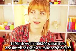 Watch and share Emma Blackery GIFs and Main Channel GIFs on Gfycat