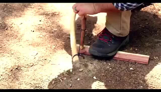Watch and share Bowdrill For Beginners GIFs on Gfycat