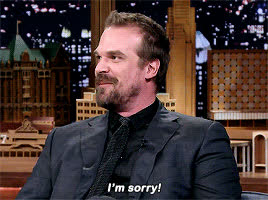 david harbour, im sorry, sorry,  GIFs