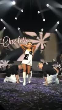 arianagrande, During