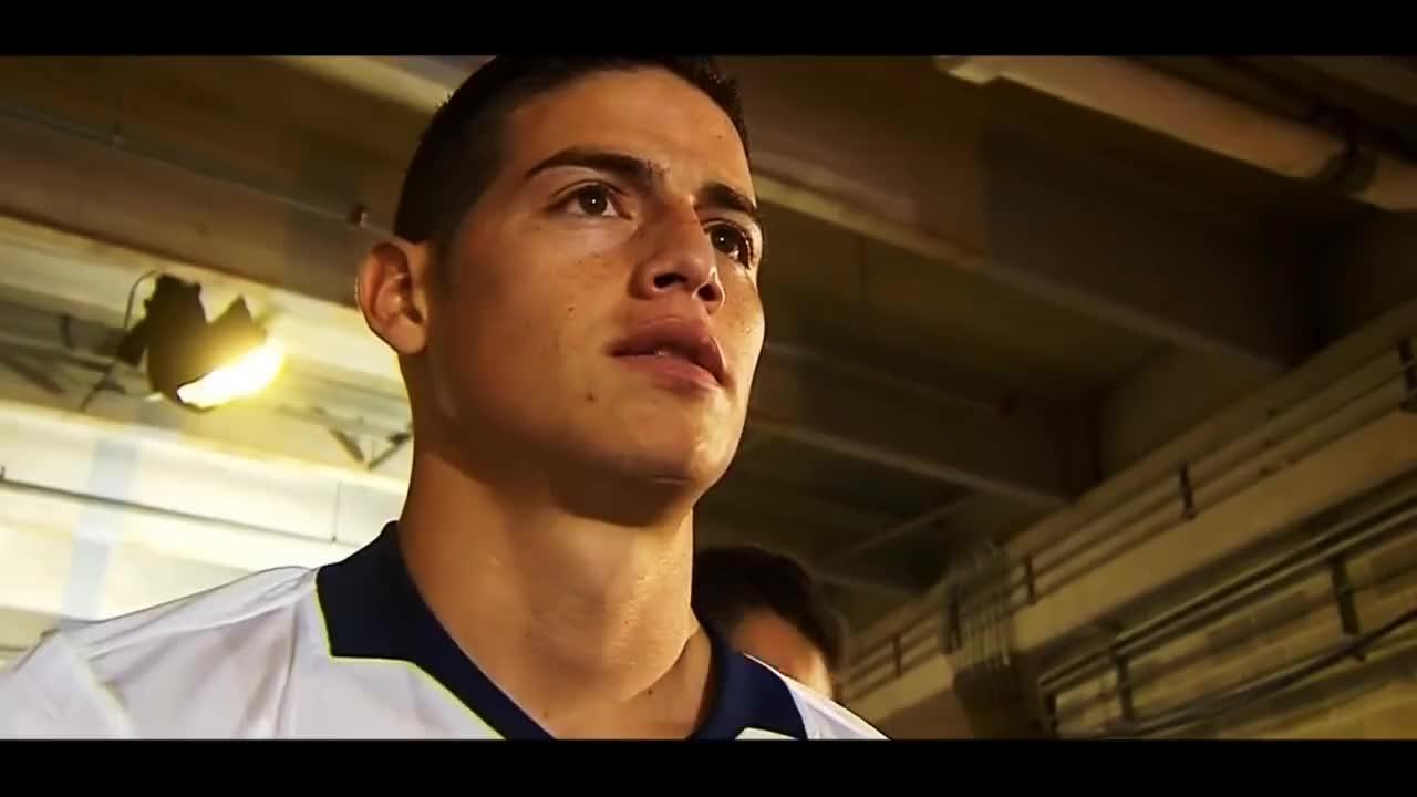 james rodriguez, soccer, James Rodriguez vs Chile (N) 15-16 HD 1080i by JamesR10™ GIFs