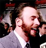 Watch and share Chris Evans GIFs and Marvel Cast GIFs on Gfycat