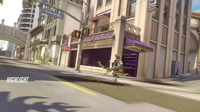 Watch and share Highlight GIFs and Overwatch GIFs by Ryan Esxn on Gfycat