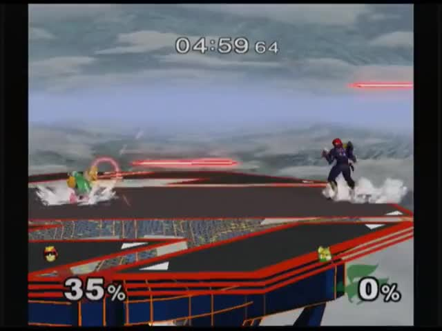 Watch and share Captain Falcon Combo Video GIFs on Gfycat