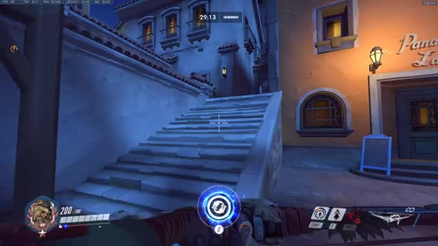 Watch and share Overwatch GIFs by hymnosi on Gfycat