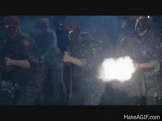 Watch Terry Crews Automatic Shotgun Scene (The Expendables) [HD] GIF on Gfycat. Discover more related GIFs on Gfycat