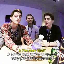 Watch caleb GIF on Gfycat. Discover more fh, finn harries, jack harries, jacksgap, jacksonharries, jh, mine, tim kellner, tk, twins GIFs on Gfycat