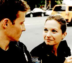 Watch KE Barrett GIF on Gfycat. Discover more blue bloods, blue bloods 5x01, blue bloods gifs, blue bloods season 5, eddie janko, jamie and eddie, jamie and edie, jamie and edit, jamie reagan, my gifs, vanessa ray, will estes GIFs on Gfycat