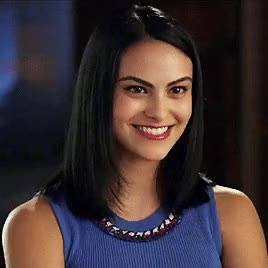 Watch and share Camila Mendes GIFs and Smiling GIFs on Gfycat