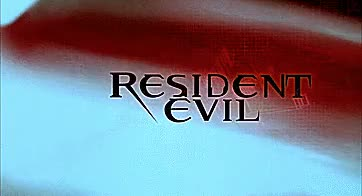 Watch the evolution of Resident Evil credits GIF on Gfycat. Discover more resident evil, resident evil movies, title credits, victoria's gifs GIFs on Gfycat