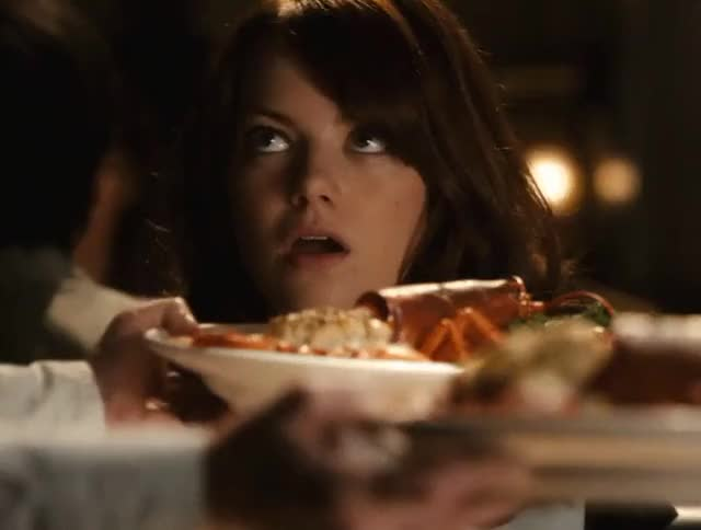 Watch this hungry GIF by evoke on Gfycat. Discover more Emma Stone GIFs on Gfycat