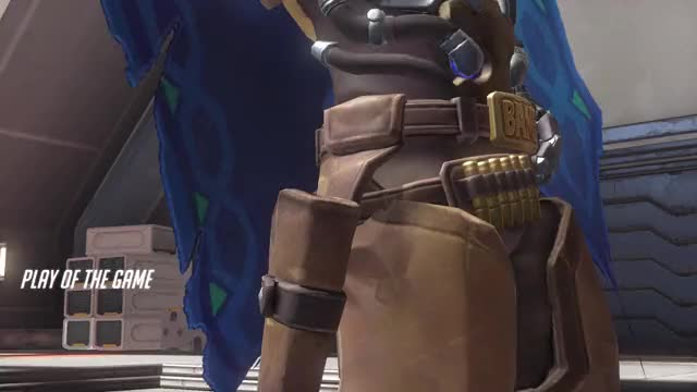 Watch and share Overwatch GIFs and Mccree GIFs by Jeremy on Gfycat