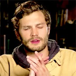 Watch and share Jamie Dornan GIFs and Celebrity GIFs on Gfycat