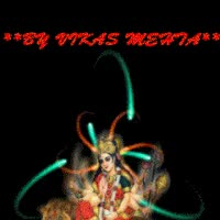 Watch and share Maa Durga Ji GIFs on Gfycat