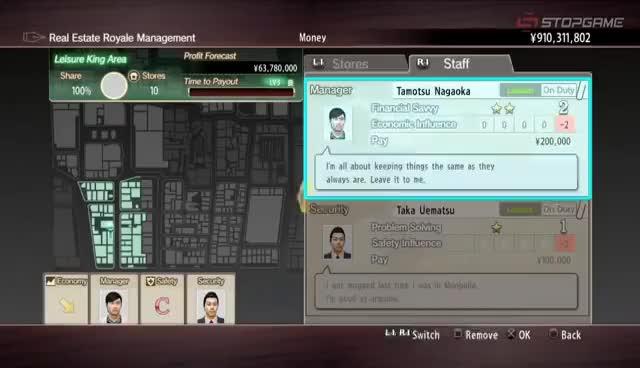Watch and share Обзор Игры Yakuza 0 GIFs on Gfycat
