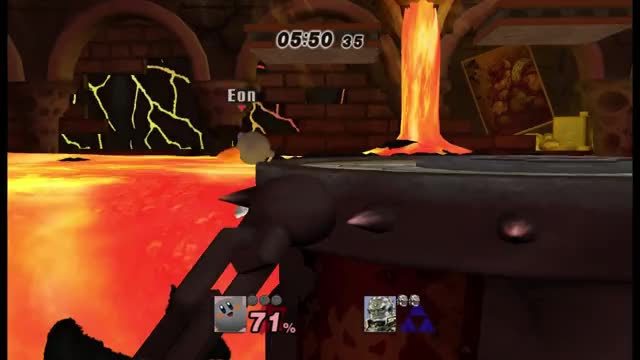 Watch and share Ganondorf's Sword Taunt In A Nutshell (reddit) GIFs by eonbot on Gfycat