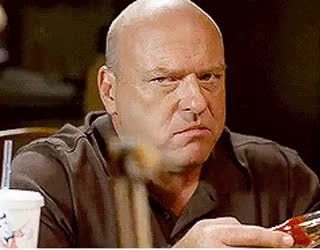 Watch and share Dean Norris GIFs on Gfycat