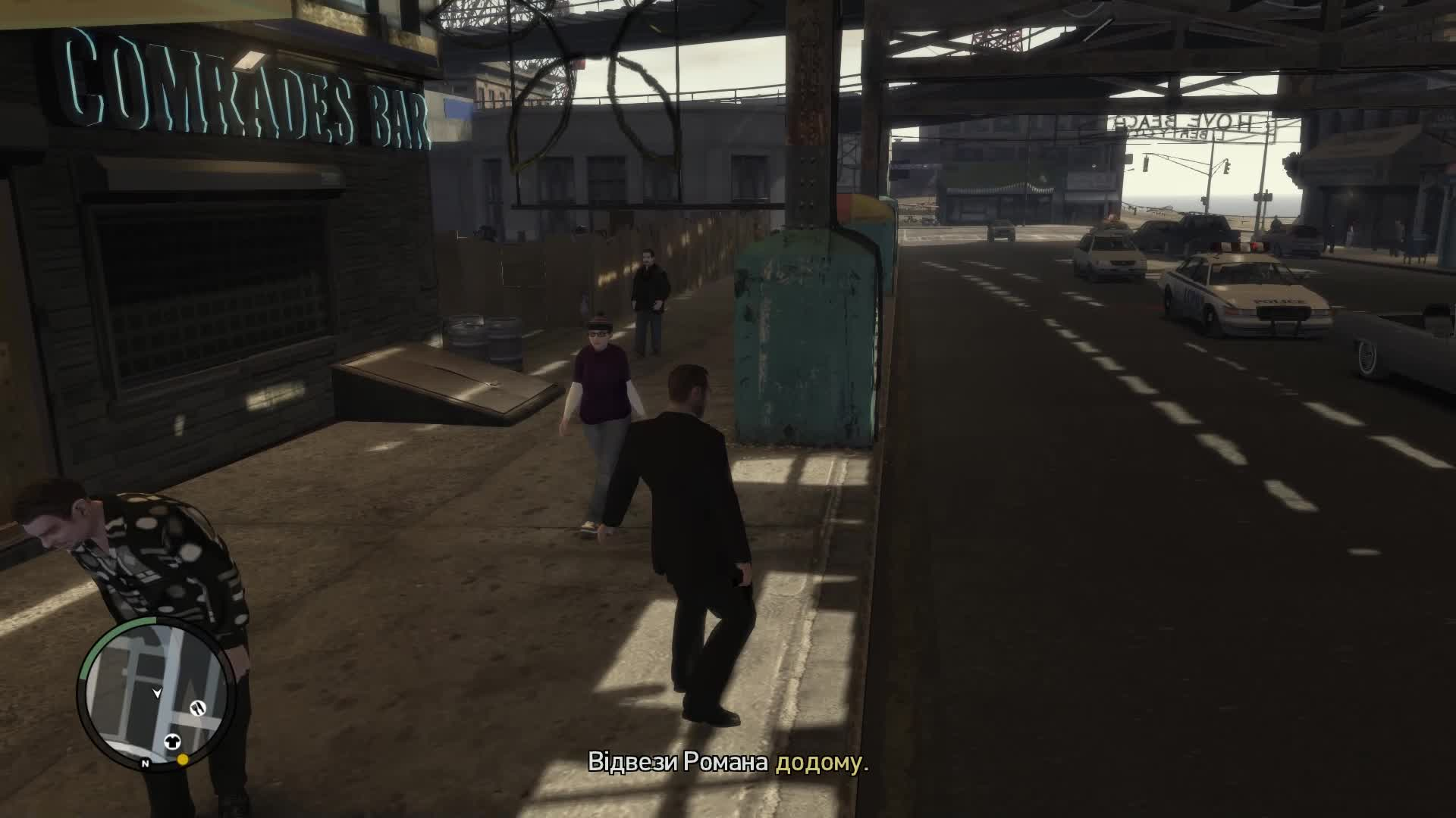 GTA 4, GTA IV, Grand Theft Auto IV, PlayUA, Grand Theft Auto IV #01 GIFs