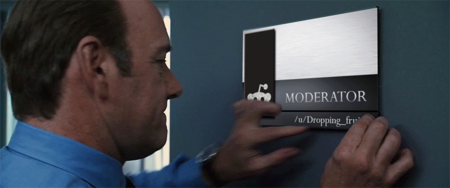 Kevin Spacey, dropping_fruits, modgifs, How I feel when I take over moderation of a subreddit (reddit) GIFs