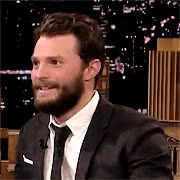 Watch and share The Tonight Show GIFs and Jamie Dornan GIFs on Gfycat