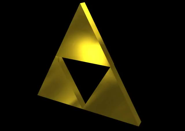 Watch and share Triforce Spin GIFs on Gfycat