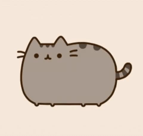 Watch and share Deal With It GIFs and Pusheen GIFs by Reactions on Gfycat