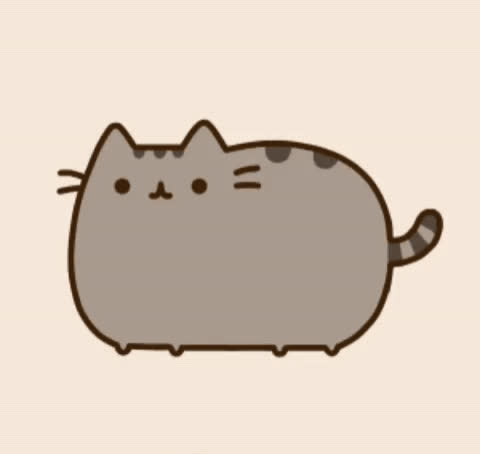 deal with it, pusheen, sunglasses, Pusheen Deal with It GIFs