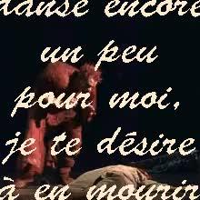 Watch and share Danse Mon Esmeralda GIFs and Notre Dame De Paris GIFs on Gfycat