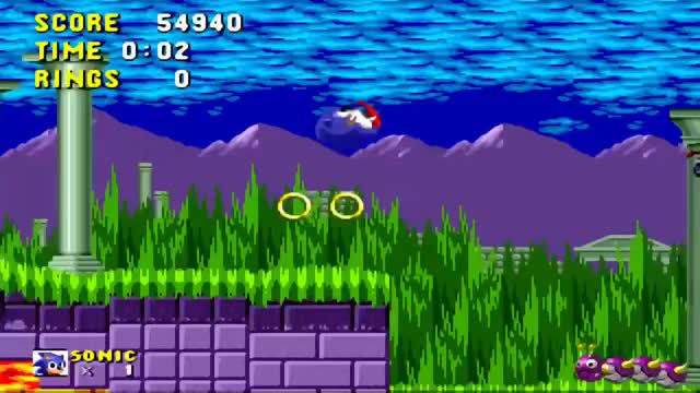 Watch and share Sonic The Hedgehog: Game Over GIFs on Gfycat