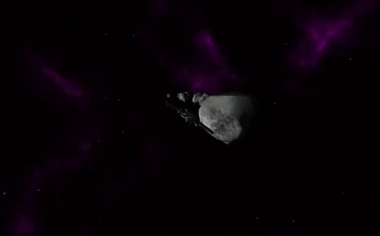 Watch and share Asteroid GIFs by swdennis on Gfycat