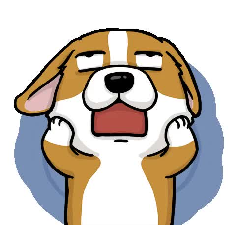 Watch and share 身為豆卡的頭號粉絲,一看到這群超愛假鬼假怪,一舉一動都很浮誇的狗界諧星一出新貼圖,妞編輯就忍不住馬上要向大家介紹啦!而且這次出的居然是……全螢幕貼圖!(豆卡霸屏啦)Source:可布魯的豆卡頻道- FacebookPhoto Source:可布魯的豆卡頻道 - Faceb animated stickers on Gfycat