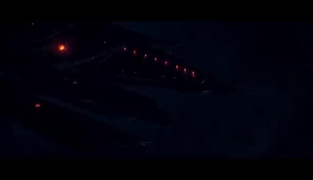 "Watch and share Star Citizen: Vanduul ""Driller"" Capital Ship Reveal 4K GIFs on Gfycat"