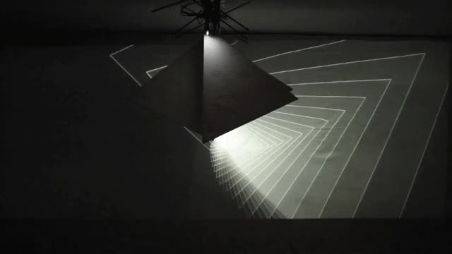 Watch and share A Kinetic Installation Is Materializing Parallel Universes GIFs on Gfycat