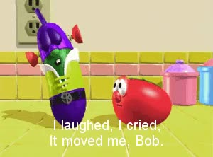 Watch Veggie tales GIF on Gfycat. Discover more related GIFs on Gfycat