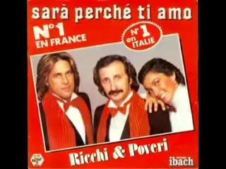 Watch and share Sarà Perché Ti Amo - Ricchi E Poveri GIFs on Gfycat