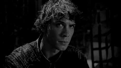 Watch and share He Is Just Wow Tbh GIFs and Bellamy Blake GIFs on Gfycat