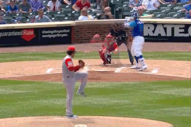 Watch and share Luis Castillo GIFs and Baseball GIFs by Pitcher Giffer on Gfycat