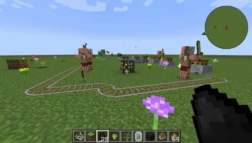 Watch Minecart Bees! • r/feedthebeast GIF on Gfycat. Discover more related GIFs on Gfycat