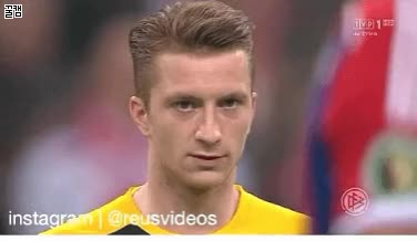 Watch and share Marco Reus GIFs on Gfycat