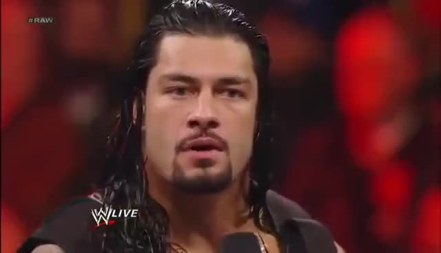 Watch this trending GIF on Gfycat. Discover more roman reigns, the shield, wwe GIFs on Gfycat