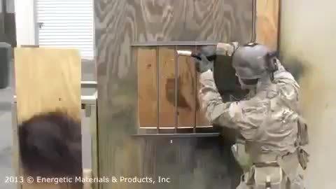TEC Torch - Handheld Thermal Breaching (reddit)