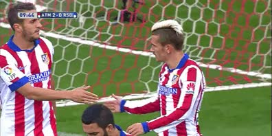 Watch and share Griezmann GIFs on Gfycat