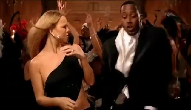 Watch Mariah Carey, Fatman Scoop, Jermaine Dupri - It's Like That GIF on Gfycat. Discover more related GIFs on Gfycat